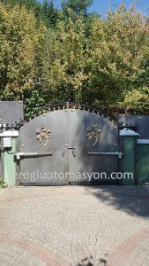 Kanatlı kapı motoru